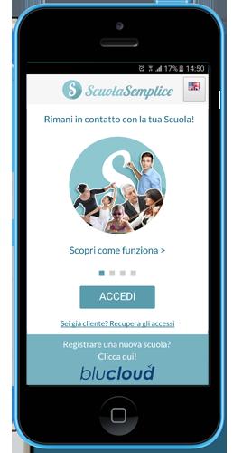 Accesso App ScuolaSemplice